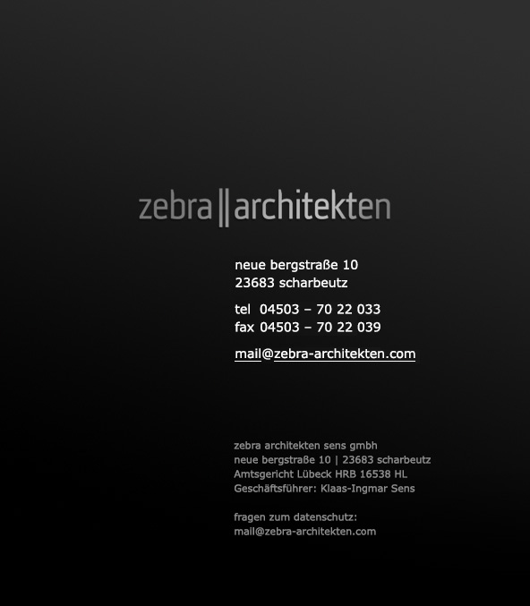 Zebra Architekten